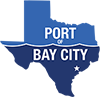 Port of Bay City Logo